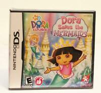 Dora the Explorer: Dora Saves the Mermaids - Nintendo DS, 2007