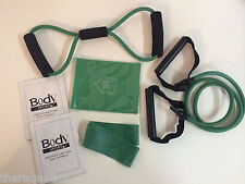 GREEN MEDIUM TRAINING Resistance Exercise KIT Yoga Exercise Stretch Pilates Gym