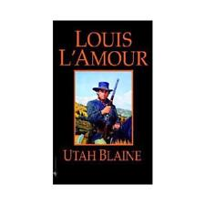 Utah Blaine by Louis L'Amour (author)