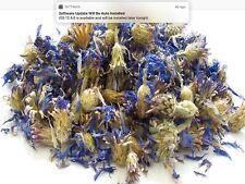 Half pint dried blue cornflowers CONFETTI TEA FOOD POTPOURRI RECIPES SOAP CRAFT