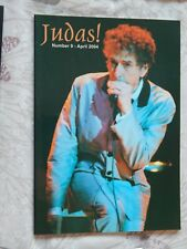Bob Dylan - Judas - Magazine / Fanzine No9 Apr 2004