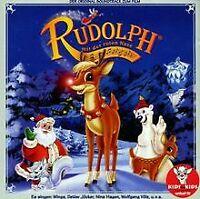 Rudolph mit der roten Nase von Original Soundtrack   CD   Zustand gut