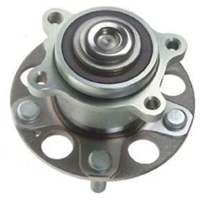 REAR WHEEL HUB BEARING ASSEMBLY FOR ACURA TSX 2004-2008 LEFT OR RIGHT FAST SHIP