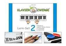 Kostenloser Versand! Klavierschule 2 für Kinder ab 5 Jahre, für Anfänger