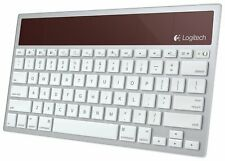 Logitech K760 Wireless Solar Keyboard Bluetooth Tastatur  - US Layout für Mac