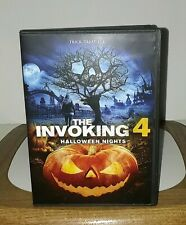 The Invoking 4: Halloween Nights (DVD, 2017)