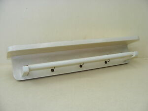 Old Wardrobe, Coat Hook Towel Holder Hook Rail Wood Deco Cult Retro