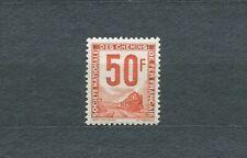 COLIS POSTAUX - 1944-47 YT 15 - 50 f. orange - TIMBRE NEUF* MH