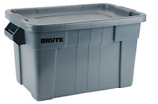 20 Gallon Brute Storage Container Bin Tote Heavy Duty Organizer Snap Lid Plastic  sc 1 st  eBay & Rubbermaid Extra Large Container Home Storage Boxes | eBay