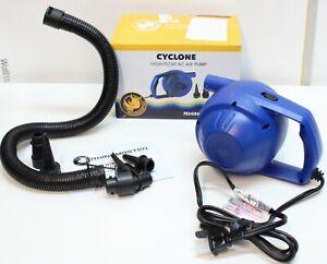 Cyclone High-Flow AC Air Pump For Floats Air Mattresses NT6046 RhinoMaster