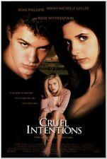 CRUEL INTENTIONS - 1999 - Original D/S 27x40 movie poster - REESE WITHERSPOON