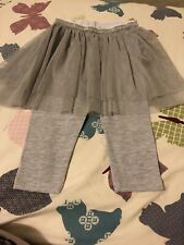 Baby Girl Next Leggings And Tutu 12-18 Months