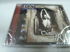 Ego Likeness ‎– The Order Of The Reptile  2013  RARE  USA  LIMITED  NEW CD !