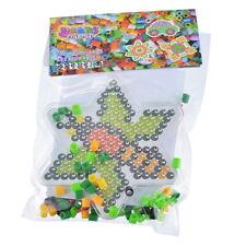 1Set Kids DIY Hama Perler Beads Funny Crafts Bees Model Puzzle Creative Toys