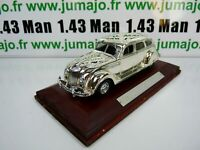 SIL25G VOITURE 1/43 IXO CHROME : Chrysler Airflow