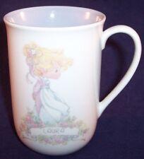 "Precious Moments by Enesco Personalized ""Laura"" Coffee Mug, 1989"