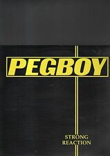 PEGBOY - strong reaction LP