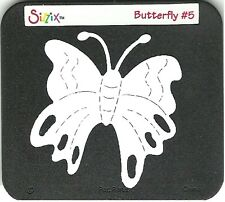 SIZZLITS DIE ~ BEAUTIFUL BUTTERFLY #5 from RARE 2006 LIMITED EDITION SET