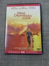 What Dreams May Come Dvd Robin Williams Cuba Gooding Jr. Annabella Sciorra