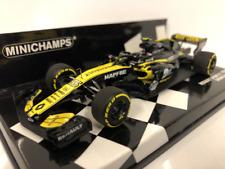 Minichamps 417189055 C Sainz Renault Sport F1 Equipo 2018 Auto de Exhibición
