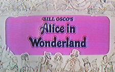 """""""ALICE IN WONDERLAND"""" The 1978 Nudie Musical on VHS"""