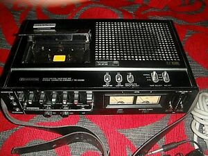 SONY TC-153SD PORTABLE CASSETTE RECORDER FULLY WORKING