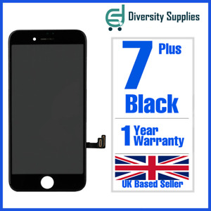 OEM Apple iPhone 7 Plus Black LCD Touch Screen Digitizer Replacement 3D Touch 7+