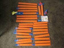 Hot Wheels Track Builder Mega Pack 28 Orange Tracks