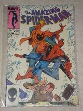 AMAZING SPIDERMAN #260 NM (9.4) COMIC HOBGOBLIN