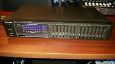 Technics Sh-8033 Stereo Graphic Equalizer Made In Japan!