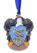 Wizarding World of Harry Potter Ravenclaw Christmas Ornament Metal Enamel Crest