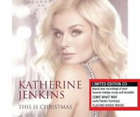 New: KATHERINE JENKINS - This Is Christmas CD