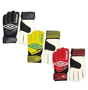 Mens Umbro Football Goalkeeper Sportswear Soccer Gloves Sizes from 8 to 11