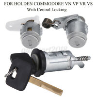 Ignition Barrel Door Lock + Key For Holden Commodore VN VP VR VS Central Locking