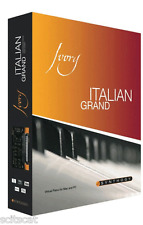 New Synthogy Ivory II Italian Grand Piano Virtual Instrument Mac PC AU VST RTAS