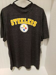 Pittsburgh Steelers Pajama Top by Concept Sports - Adult Size Large Unisex