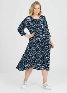 ts Taking Shape Dress Size 20 Natural Summer Drop Style NWT
