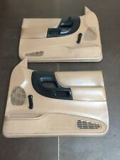 FORD RANGER MANUAL DOOR PANELS TAN SET 1995-2001 OEM GREAT DEAL!