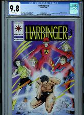 Harbinger #5 with Coupon CGC 9.8 NM/MT 1992 Valiant Comics Amricons K8