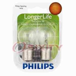 Philips Back Up Light Bulb for Bricklin SV-1 1974-1976 Electrical Lighting cp