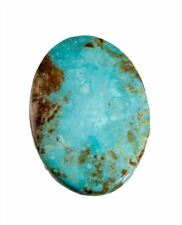 Number Eight Turquoise Cabochon 22x30x6mm   8i