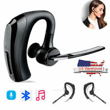 Bluetooth Earphone Wireless Headset Earpiece For Android iPhone Samsung S20 S10
