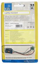 53611 ESU ELECTRONIC LokPilot Standard Decoder DCC 8 pin