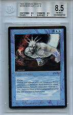 MTG Arabian Nights Serenndib Djinn BGS 8.5 NM-MT+ card Magic the Gathering 8709