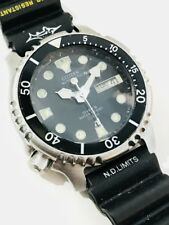 Ny0040 Promaster, Citizen Automatico Dive Watch, lavorando