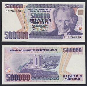 Turchia 500000 lira 1993 FDS/UNC  C-05