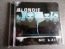 BLONDIE ~ No Exit CD Album