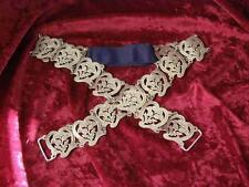 Silver Vintage Belt Buckles