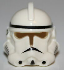 LeGo Star Wars Clone Trooper White Helmet Ep.3 7655 NEW