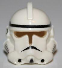 Lego Star Wars Clone Trooper White Helmet Ep.3 7655 NEW